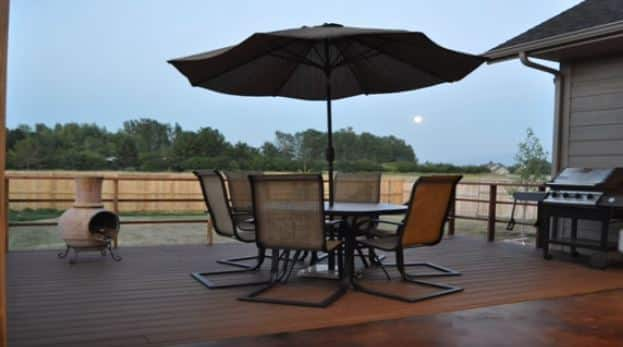 Concrete Services - Concrete Patios Wigwam Villa Mobile Home Park